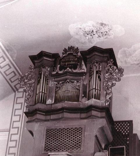 Původní Škvorecké varhany